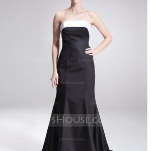 Urban Hotel Nights Prom Dress 3/4